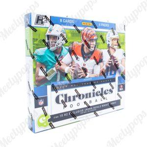 2020 Panini Chronicles Football Hybrid H2 Box