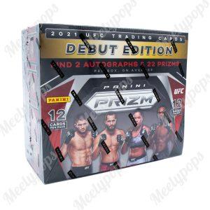 2020 Panini Prizm UFC box