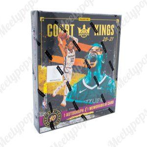 2020-21 Panini Court Kings Basketball box