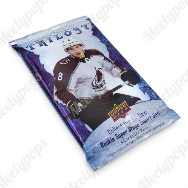 2020-21 Upper Deck Trilogy Hockey pack