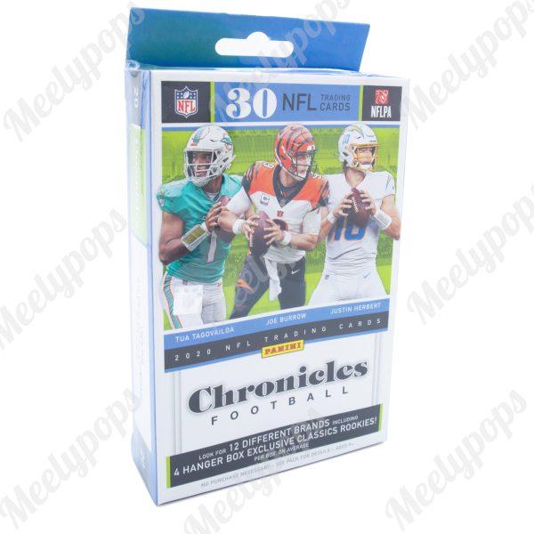 2020 Panini Chronicles Football Hanger box