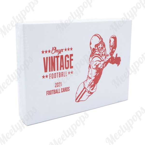 2021 Onyx Vintage Collection Football box