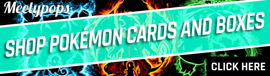 Shop Pokemon Cards and Boxes