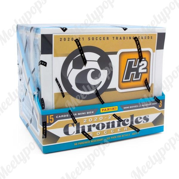 2020-21 Panini Chronicles Soccer Hybrid Box