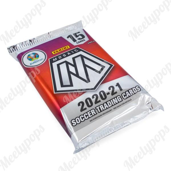2020-21 Panini Mosaic UEFA Euro Soccer pack
