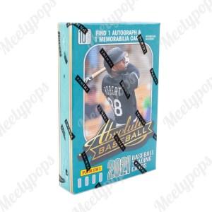 2021 Panini Absolute Baseball Mini Box