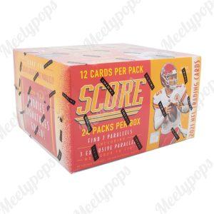 2021 Panini Score Football 24 pack retail box
