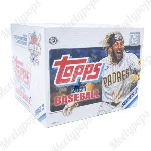 2021 Topps Series 2 Baseball jumbo box