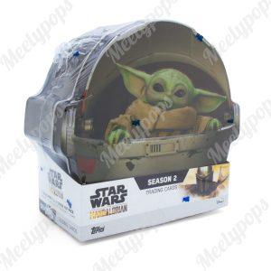 2021 Topps Star Wars Mandalorian Season 2 box tin