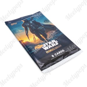 2021 Topps Star Wars Mandalorian Season 2 pack
