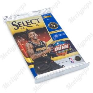 2020-21 Panini Select Basketball pack