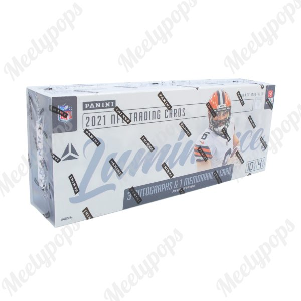 2021 Panini Luminance Football box