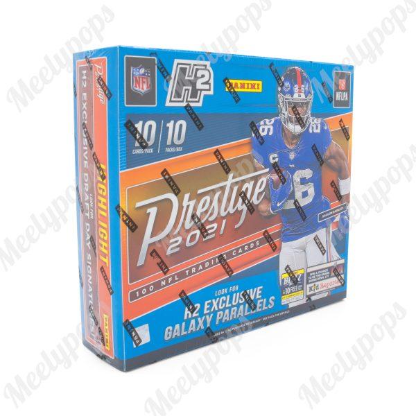 2021 Panini Prestige H2 box