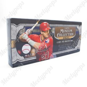 2021 Topps Museum Collection Baseball box