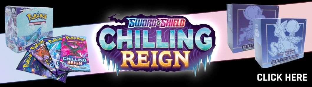Chilling Reign Pokemon