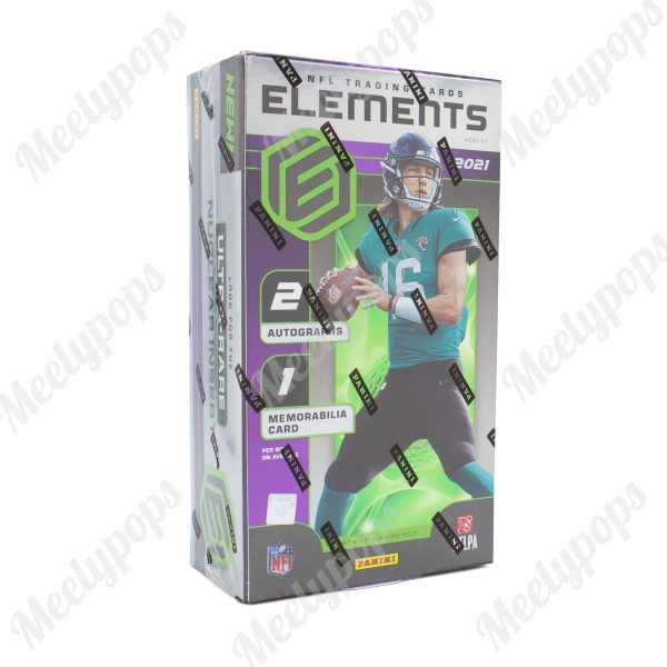 2021 Panini Elements Football box