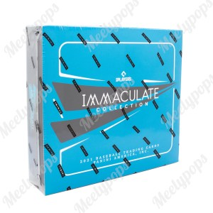 2021 Panini Immaculate Collection Baseball box