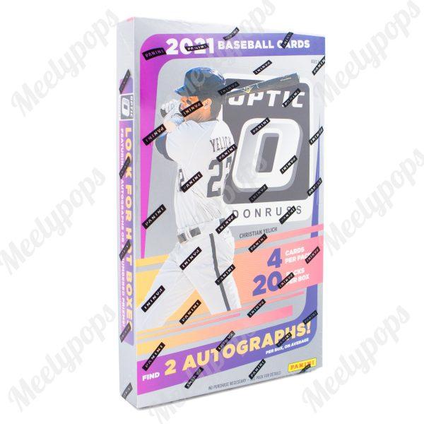 2021 Panini Donruss Optic Baseball box