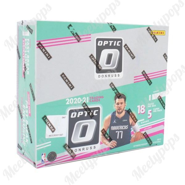 2020-21 PANINI DONRUSS OPTIC BASKETBALL FAST BREAK BOX
