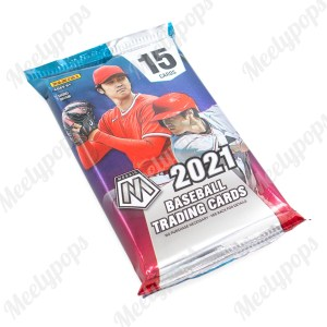 2021 Panini Mosaic Baseball Hobby Pack