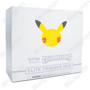 Pokemon Celebrations Elite Trainer Box
