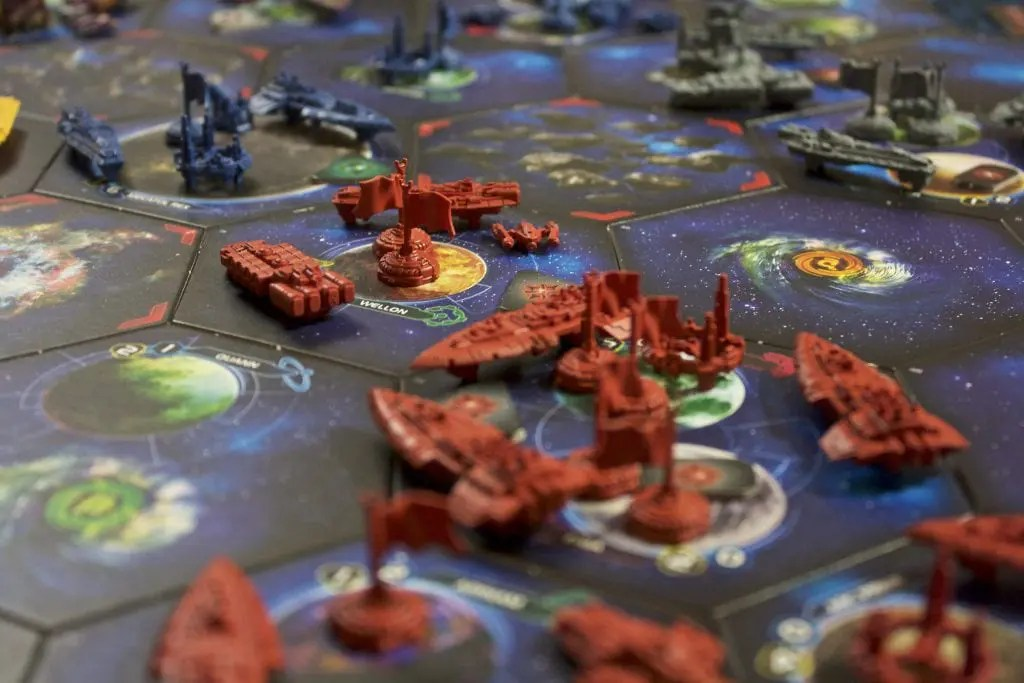 Twilight Imperium 4th Edition Review - A Space Opera With Real ...