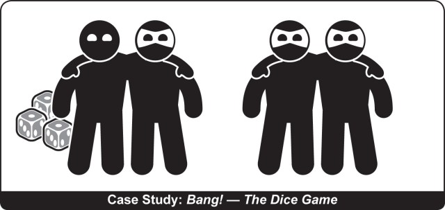 Bang! The Dice Game Case Study