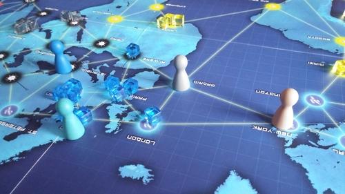 Detalle partida Pandemia