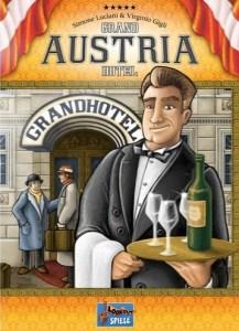Grand Hotel Austria. Portada.