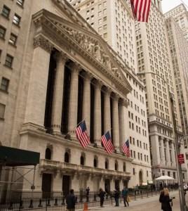 Wall Street. Distrito financiero