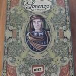 Lorenzo el magnífico. 4 jugadores. 12 años.