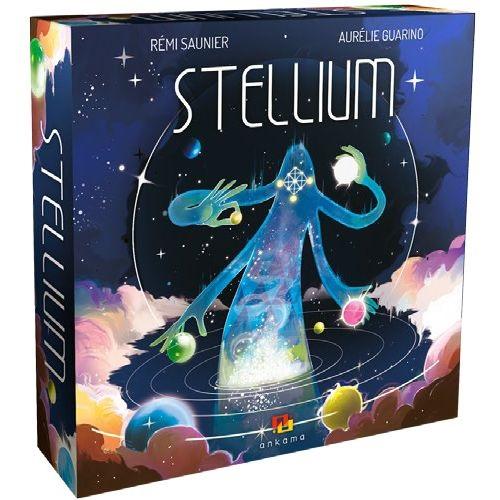 Stellium. Caja del juego