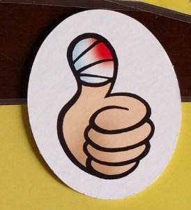 Quien tiene el dedo malito... del Hospital Rush