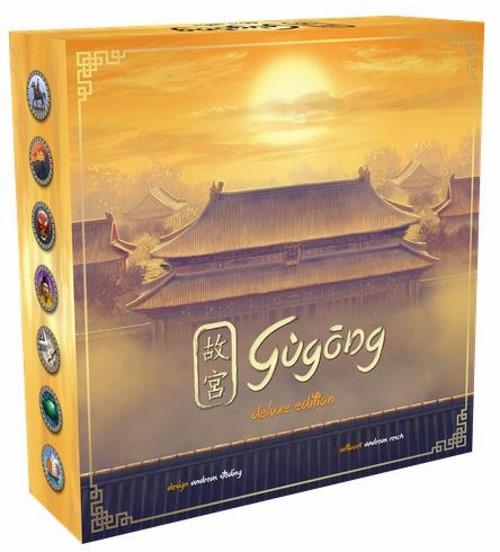 Gugong. Caja del juego