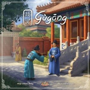 Gugong. Interior caja del juego