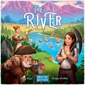 The River. Caja del juego