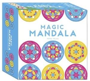 Magic Mandala. Caja del juego
