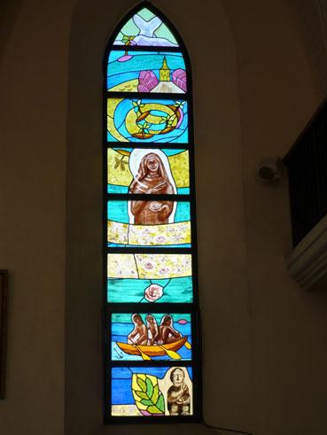 und eines der  schönen Fenster