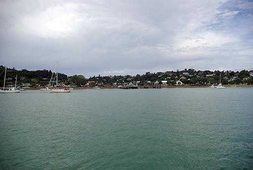 Russel, die erste Hauptstadt von NZ