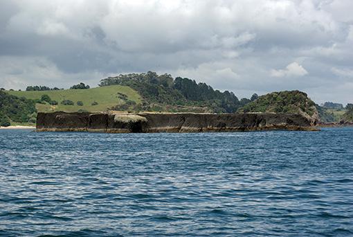 Blackstones in der Bay of Islands