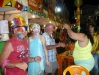 Dancing mit brasilianischen Grazien