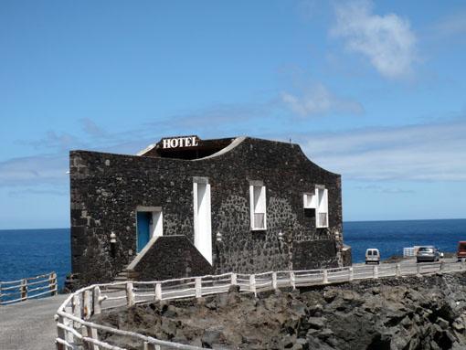 Bis vor kurzem, das kleinste Hotel der Welt
