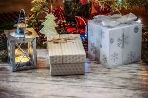 kerstactie - cadeautje