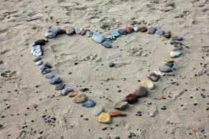 hartje valentijnsdag