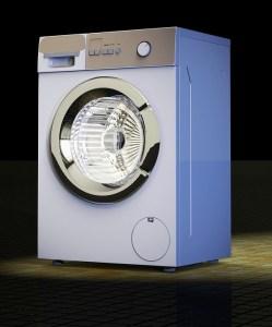 anonieme wasmachine