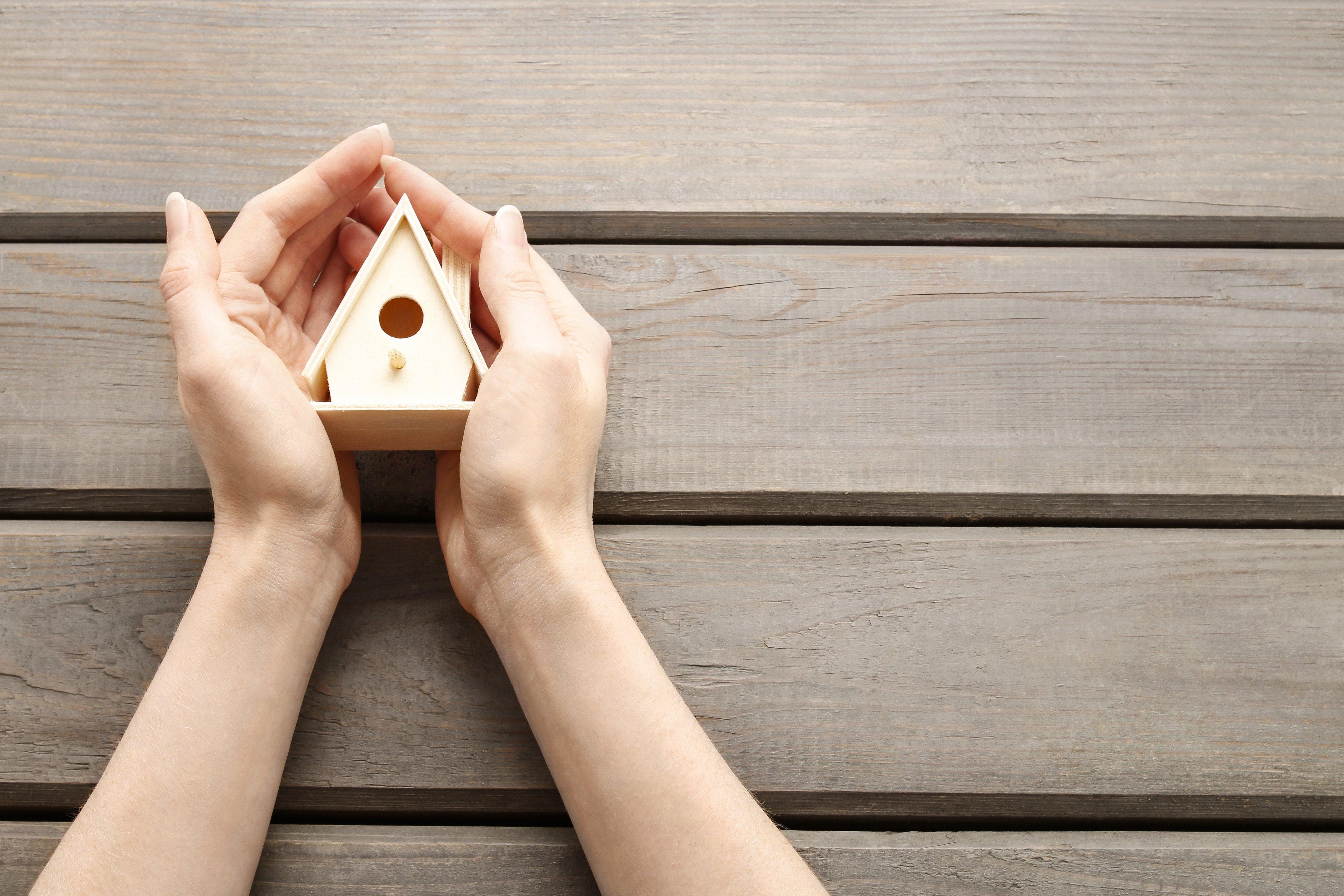 sparen om een huis te kopen