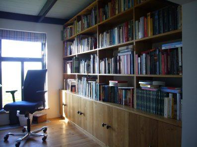 16 De boekenkast