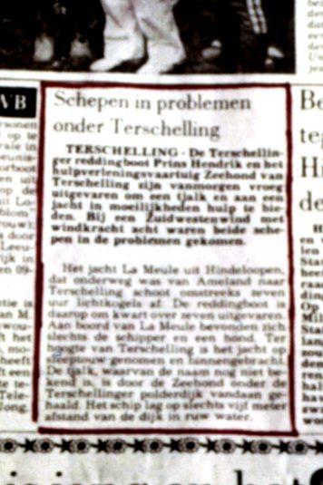 1982 benard bij Terschelling detail