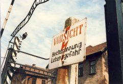 Polen 1986 Auschwitz0003