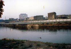 Polen 1986 Berlijn - de muur